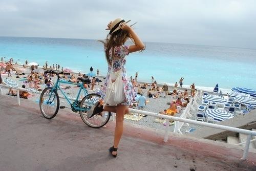 beach-dress-france-girl-nice-ocean-Favim_com-90371