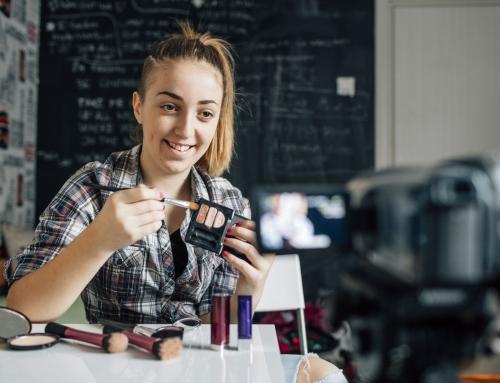 Французские видео блогеры